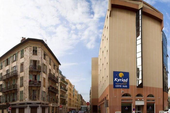 Kyriad Nice Centre Port – Nice