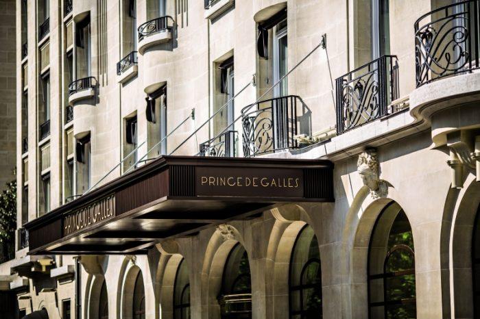 Prince de Galles, a Luxury Collection – Parijs