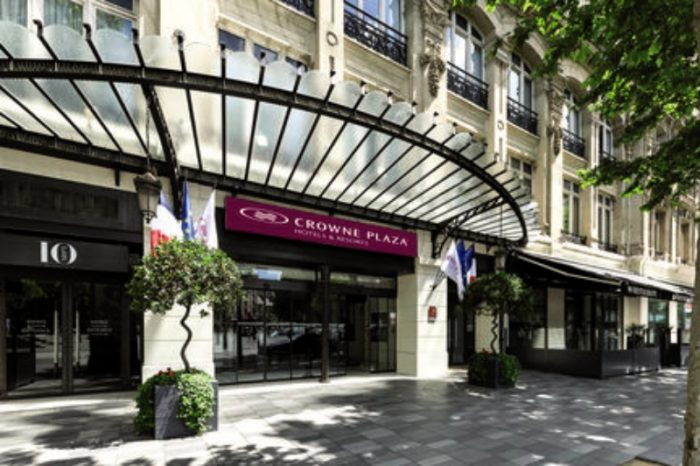 Crowne Plaza Paris-République – Parijs
