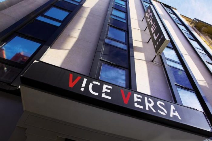 Vice Versa – Parijs