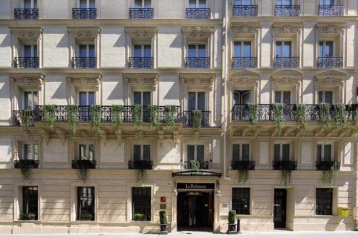 Le Belmont – Parijs
