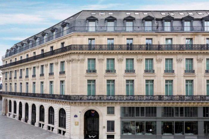 W Paris – Opéra – Parijs
