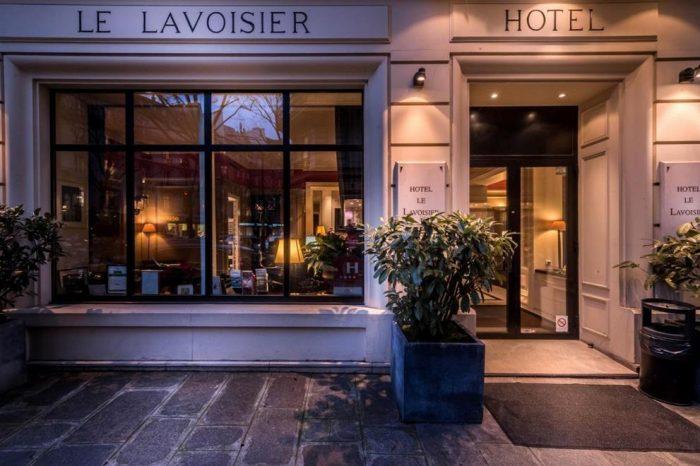 Le Lavoisier – Parijs