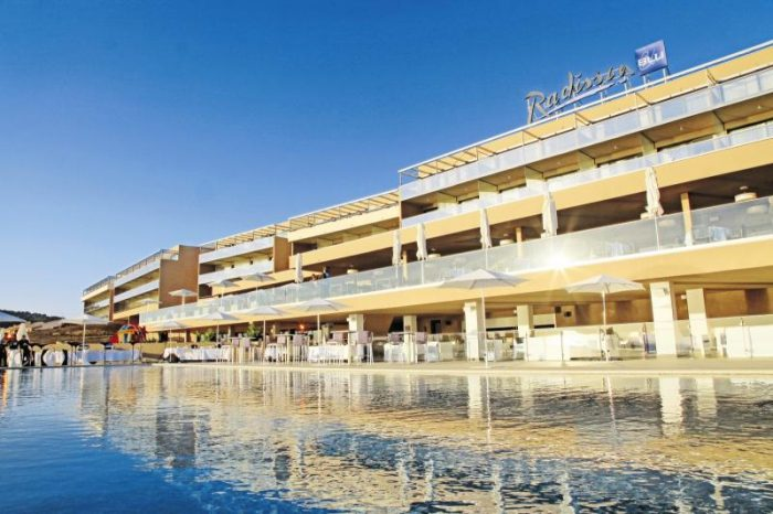 Radisson Blu Resort & Spa Ajaccio Bay – Porticcio