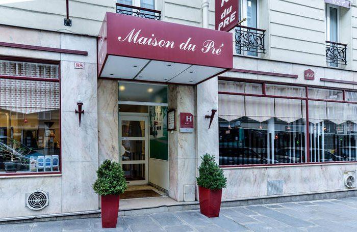 Maison du Pré – Parijs