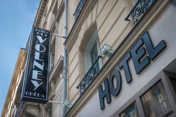 Volney Opéra – Parijs