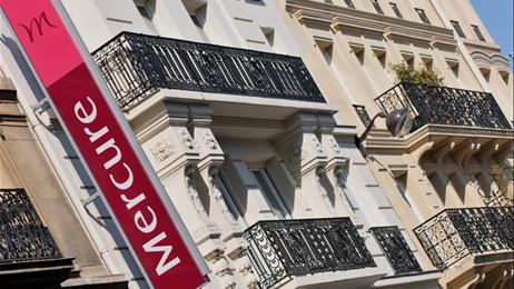 Mercure Paris Voltaire Quartier Bastille – Parijs