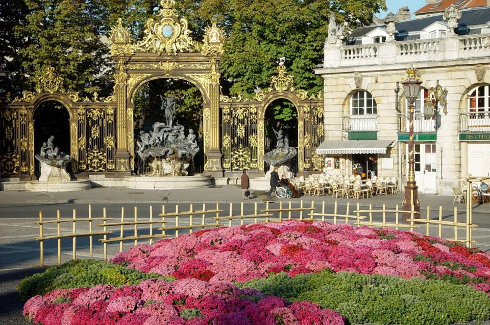 Nancy in Frankrijk