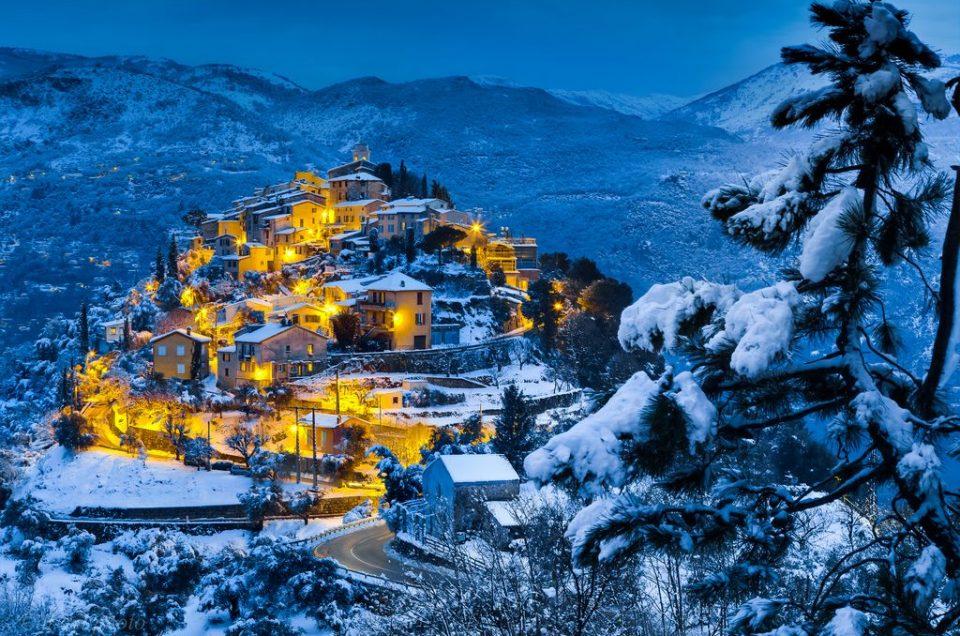 Tips voor een wintervakantie aan de Côte d'Azur