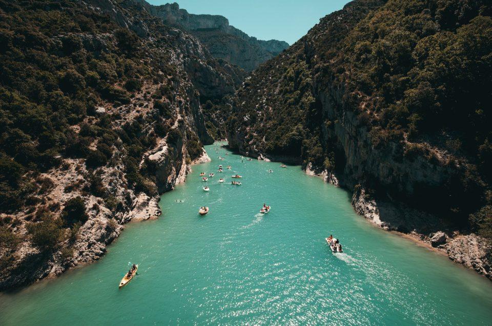 De 9 mooiste natuurplekken in Frankrijk