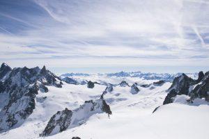 Hiking in Frankrijk en Oostenrijk