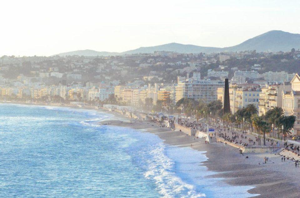 Top 10 bestemmingen in Frankrijk