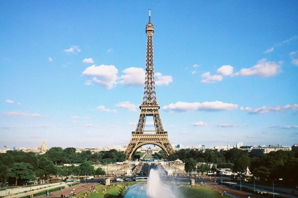 Dit wist je nog niet over de Eiffeltoren