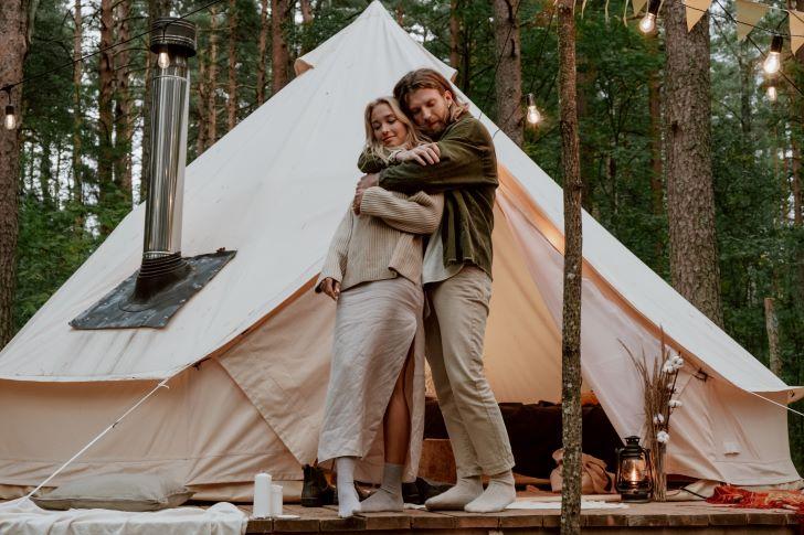 Camping in Zuid-Frankrijk